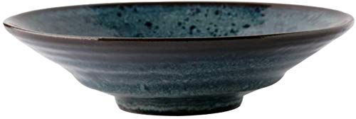 SLZFLSSHPK Bol Soupe Saladiers Céramique Bowl Restaurant Soup Bowl grande capacité Ramen Bowl Art de la table des ménages Noodle Bowl 23x6cm