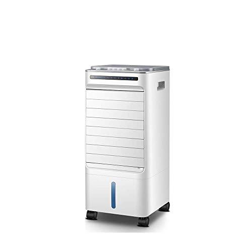 Nightcore 移動式エアコン ポータブル蒸発エアコンタワーコールド エアクーラーファンモバイルエアコンリモコンタイミング 5L 大型貯水タンク急速冷却 冷風機 冷風扇 (Color : #1)