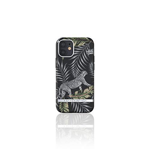 RICHMOND & FINCH Funda Teléfono Diseñada para iPhone 12 Mini Funda, 5.4 Pulgada, Selva De Plata Fundas Probadas contra Caídas, Bordes Elevados a Prueba De Golpes, Funda Protectora