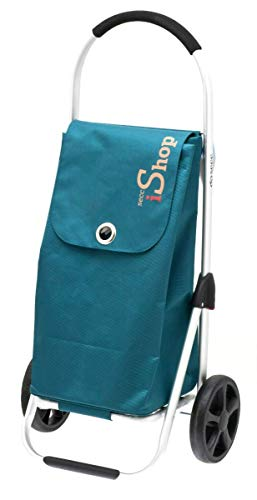 Einkaufswagen Einkaufstrolley Einkaufsroller Einkaufshilfe Senioren faltbar abnehmbare Tasche bis 20 kg belastbar
