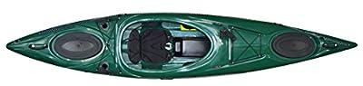 enduro12angler Riot Kayaks Enduro 12 Angler Kayak, Forest Green by Kayak Distribution