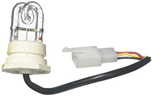 Wolo 8115-C Replacement Strobe Bulb for Lightning Series Clear Bulb