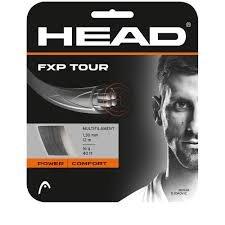 Head FXP Tour 16 g Black/Silver - 2 Packs