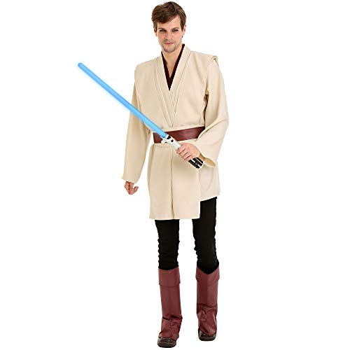 Force Master Costume | Adult Tunic Unisex Cosplay Outfit & Halloween Costumes (XXL)