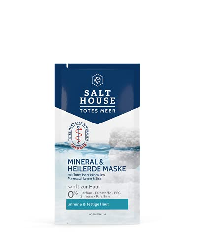 Salthouse Totes Meer Therapie Mineral&Heilerde Maske 2x7ml