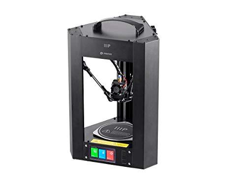 Placa de construcci/ón con impresi/ón 3D 120 mm, redonda, ultraflexible, extra/íble, magn/ética, para impresora 3D Monoprice MP Select Mini Delta FYSETC