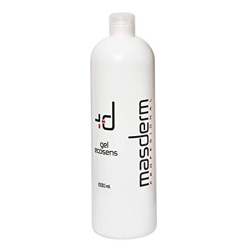 MASDERM | Gel Conductor Ultrasonidos Ecosens | Uso Profesional | IPL | Cavitación | Facial | Fetal | Para pieles sensibles| 1000gr