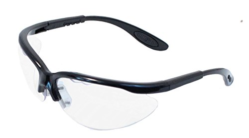 Python Xtreme View Protective Racquetball Eyeguard (Eyewear) (Black)