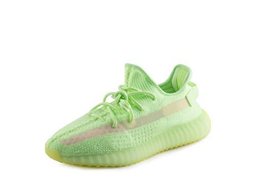 Adidas Yeezy Boost 350 V2 (Glow/Glow-Glow, 9.5)
