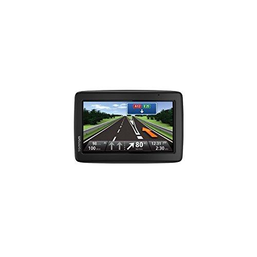 TomTom Start 25 M Europe Fijo 5' Pantalla táctil 216g Negro navegador - Navegador GPS (Multi, Interno, Toda Europa, 12,7 cm (5'), 480 x 272 Pixeles, 16:9)