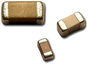 AVX 0.1uF 10V SMD (Surface Mount) Ceramic Capacitor 0402 X5R 10% (Continuous strip of 25)