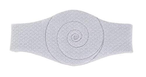 Candide 404130.0 - Cinturón anti-cólicos de calor gris claro