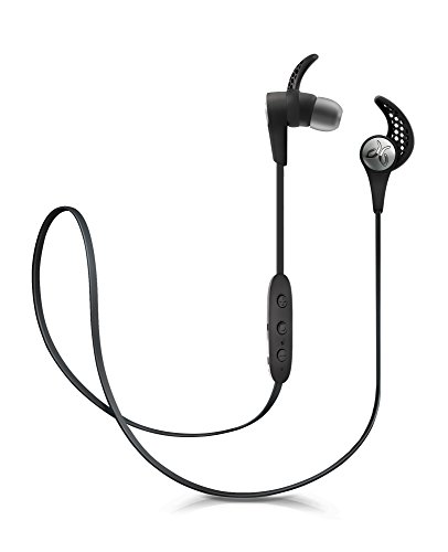 Jaybird X3 In-Ear Wireless Bluetooth Sports Headphones – Sweat-Proof – Universal Fit – 8 Hours Battery Life - Blackout