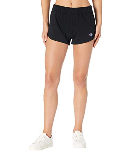 Champion Women's Gym Short, Black, X Small