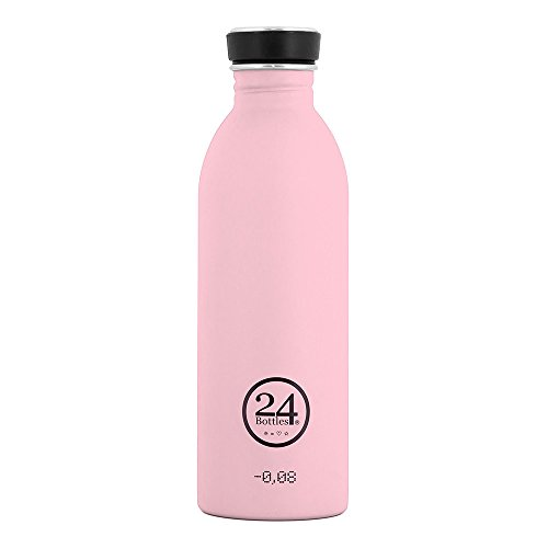 (24 BOTTLES) URBAN BOTTLE - 0.5L - CANDY PINK