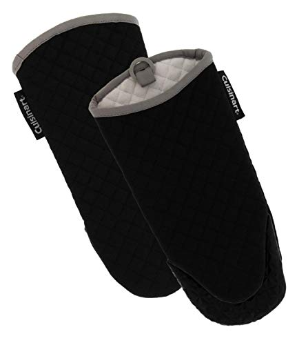 Cuisinart Silicone Oven Mitts, 2pk - Heat Resistant