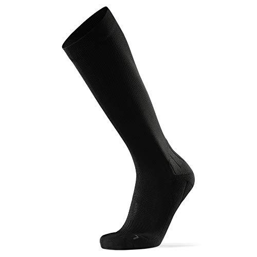 Calcetines de Compresión 1 par (Negro sólido, EU 39-42)