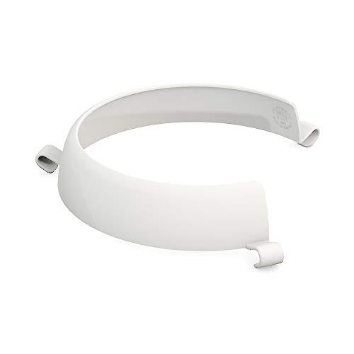 Ornamin Tellerranderhöhung weiß (Modell 709) / Esshilfe, Alltagshilfe, Spezialgeschirr