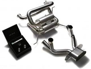 armytrix rendimiento deportivo Escape para Aventador LP700–4LP720–4LP750–4SV valvetronic Silenciador Kit de control remoto inalámbrico con revestimiento de negro de titanio y puntas