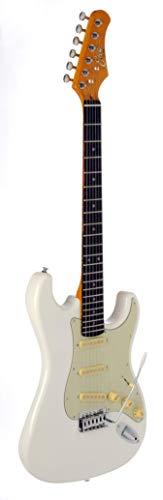 Eko Gitarren s-300V WH–Elektrogitarren