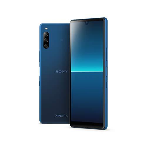 Sony Xperia L4 -6.2 21:9 Wide display | Triple lens camera - Blue (Single Sim)