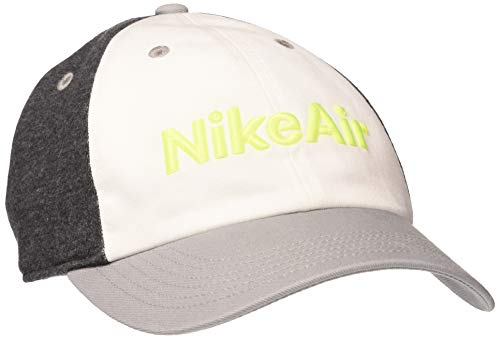 Nike Kinder Hat Y NK H86 Cap AIR, lt Smoke Grey, MISC, CQ9175
