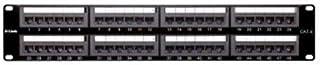 D-Link NPP-C61BLK481 Patch Panel Cat 6,48 Port Black