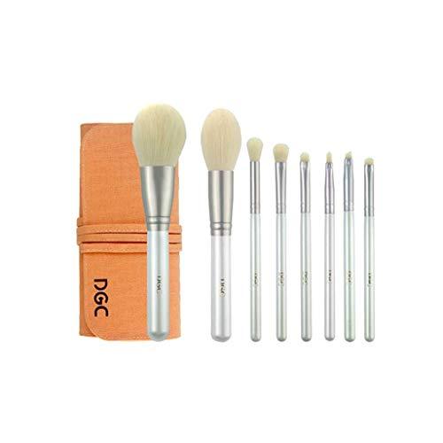 Pinceau de maquillage GCX- 8 Professionnel Ensembles Poudre Fard à Joues Pinceau Fond de Teint Ensemble Complet de Super Soft Outils Beau