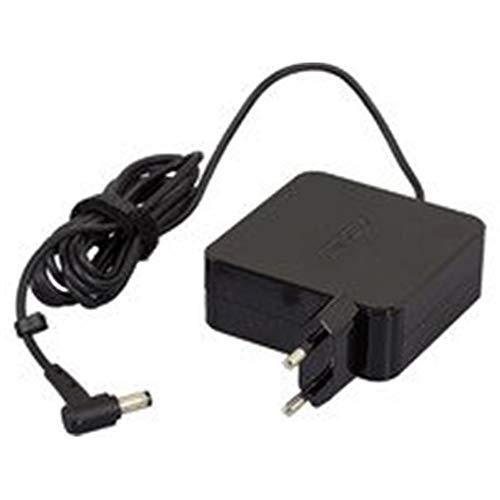 Asus 0A001-00043600 adaptador de potencia e inversor,interno, 65W, negro–adaptador de potencia e inversor (65W, Interno, europeo de 2 pines, Asus VivoPC CN60, UN42, UN62, VC62B, VM42, VM60, VM62K46CB, S300CA, S400CA, S500CA, S550CM, etc., negro)
