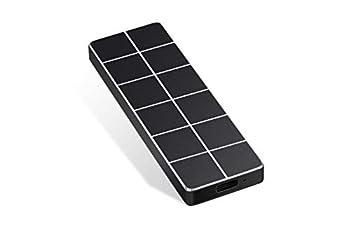 External Hard Drive,USB3.0 1TB 2TB Portable Hard Drive External for PC Laptop and Mac 2TB Black
