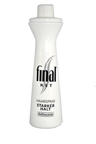 Final Net Nfp Haarspray neutral, 3er Pack (3 x 125 ml)