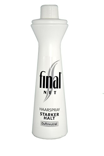 Final Net Nfp Haarspray neutral, 3er Pack (3 x 125 ml)