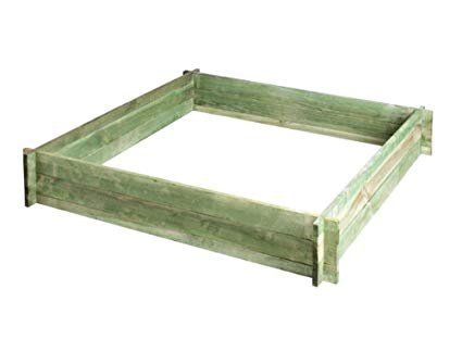 Primrose 200 Litres - The Chamberlain Wooden Raised Grow Bed by Lacewing - 100cm² (H20cm)