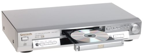 Amazing Deal Panasonic DVD-RV31S DVD Player, Silver