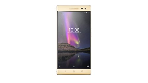 Lenovo Phab 2 Pro Unlocked Android Smartphone - Cellphone with Tango for Augmented Reality, 64 GB Gold (U.S. Warranty)