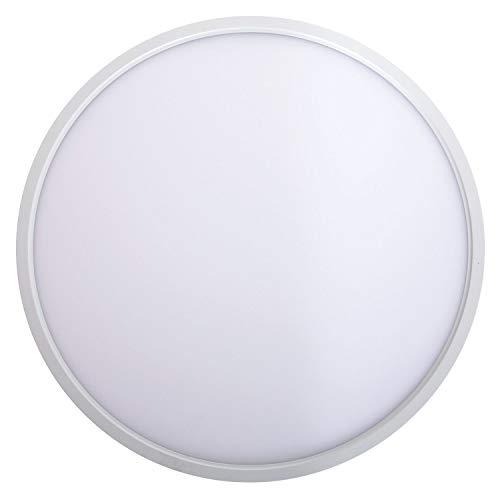 Lámpara de techo Taloya Moon LED, de plástico, 36W, blanco neutro