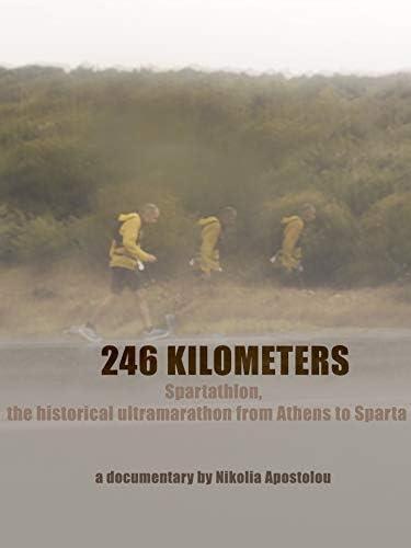 246 kilometers the historical Spartathlon ultramarathon product image