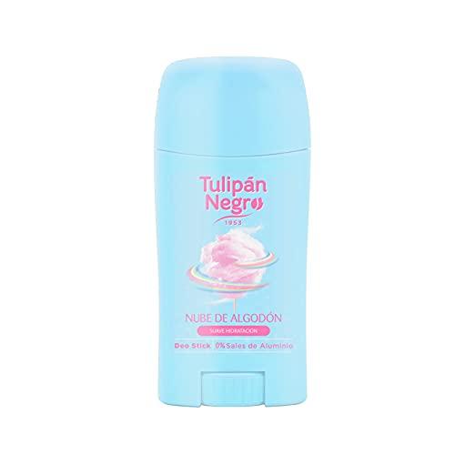 Tulipán Negro Desodorante Stick Nube De Algodón 50 Ml, Celeste