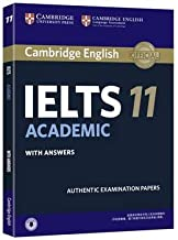 Cambridge Ielts 11 Academic Student's Book with Answers with Audio China Edition: Authentic Examination Papers (IELTS Practice Tests)