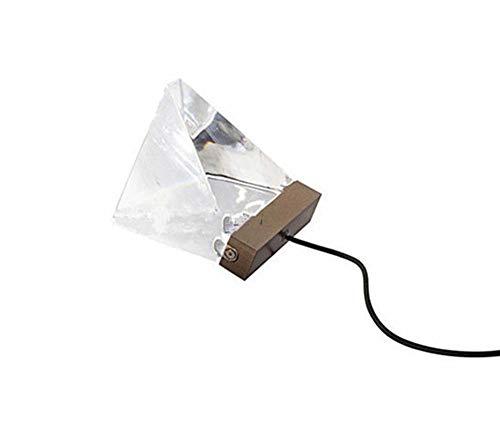 Kristall-Kronleuchter, Tischlampe, Einfacher Moderne Theke Kreative Schlafzimmer Nacht Single Head Kleine Kronleuchter, LED-Tischlampe, Geeignet Für Schlafzimmer/Esszimmer/Hotels