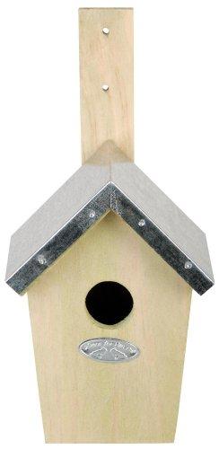 Esschert design - Nichoir vert pour oiseaux