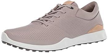 ECCO Women s S-Lite Golf Shoe Moon Rock Yak Leather 5-5.5