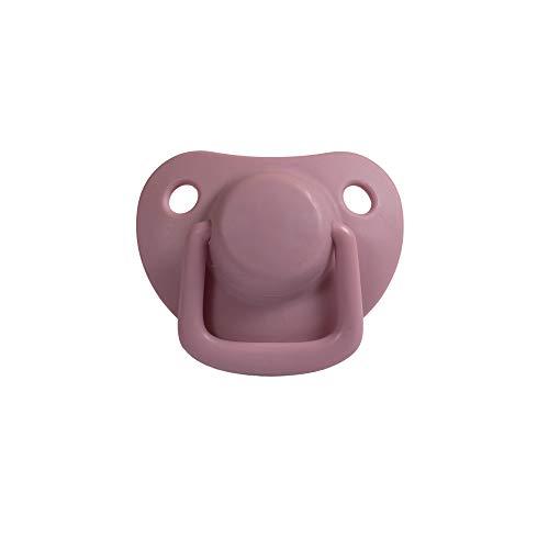 Filibabba Lot de 2 tétines en silicone - Forme symétrique - Couleurs mates - Design danois - Lot de 2