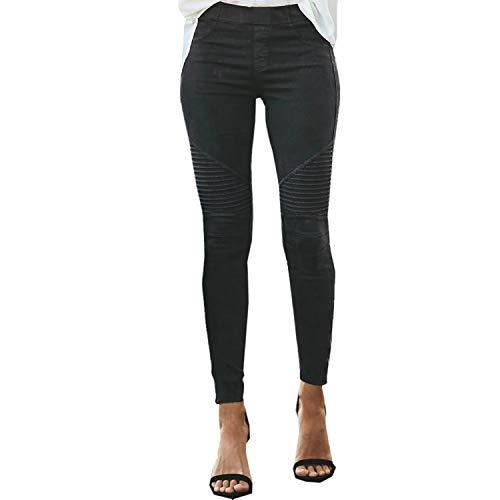 WANC Pantalones De Cintura Alta para Mujer Leggings Delgados OtoñO 2021 Mujeres Atractivas Moda Casual Jogger...