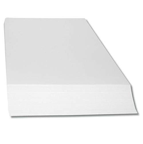 Zeichenpapier weiß, DIN A3, 120g/m2, 250 Bogen Kopierpapier ׀ Wiemann Lehrmittel