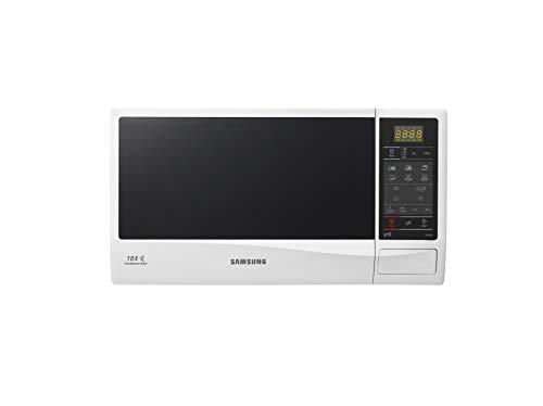 Samsung Microonde GE732K XET Microonde Grill 20 l, Cottura Automatica, 1100 W, 20 Litri, Bianco