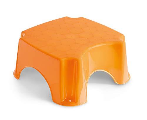 CAM Step Écusson Couleurs assorties (Orange)