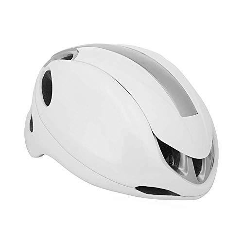 YCHCH Mountainbikehelm met glijdende regenhoes, racefiets fietshelm veiligheid lichtgewicht geventileerde fiets helmen voor volwassen mannen en vrouwen