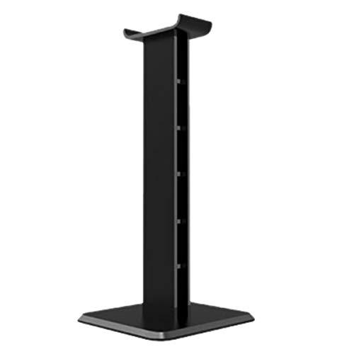 Greatangle Z1 Universal Headphone Stand Acryl Headset Kopfhörerhalter Halter Display für Gaming Headsets Show Shelf Black