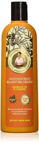 Grandma agafia's recipes 5 juices - Recetas de la abuela agafia mar buckthorn champú volumen máximo 280ml